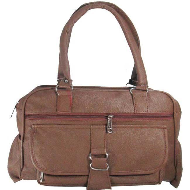 Branded Purse  Shoulder Bag  (Brown)