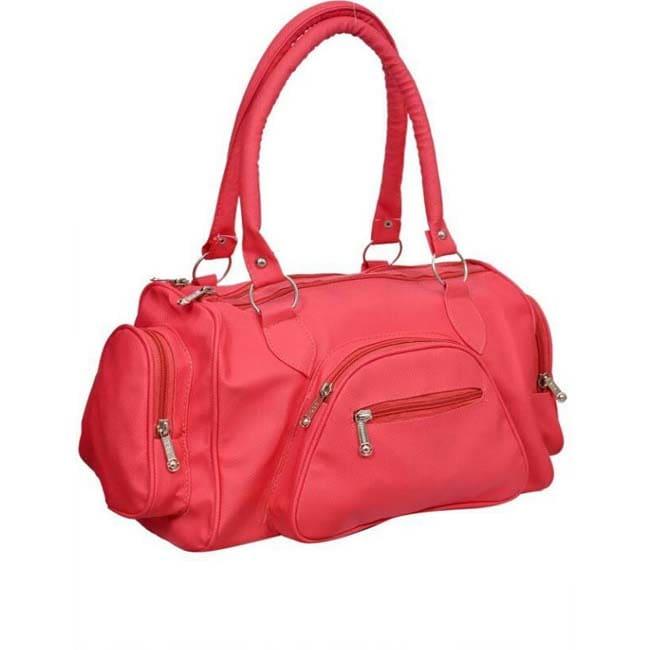 Branded  Purse  Shoulder Bag  (Pink)