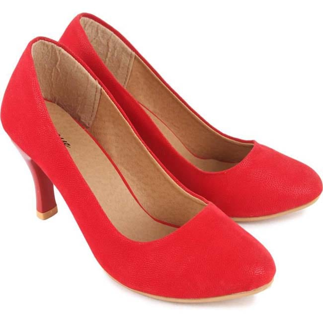 Branded  Women Red Heels