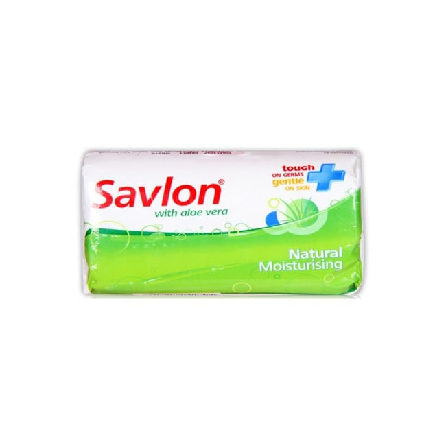 SAVLON ALOE VERA SOAP