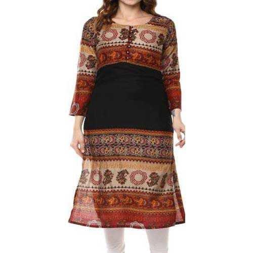 Women's kurti online at Zhakaash.com